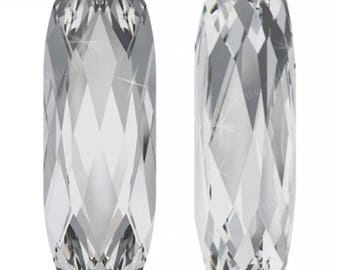 Swarovski 4161 - Elongated Baguette Crystal Fancy Stone