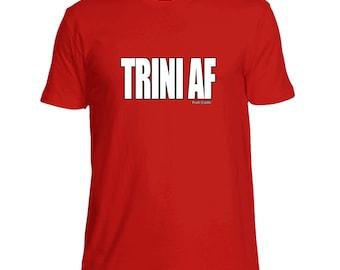 Trini AF Men's T-Shirt