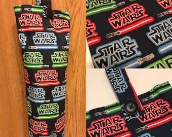 Star Wars Plastic Bag Holder