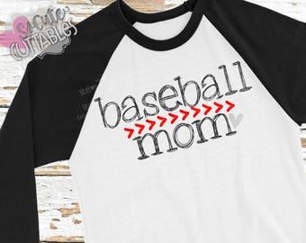 Baseball mom shirt svg, Basbeball Mom svg design, Baseball SVG, love baseball svg, baseball cut file, baseball mama svg, SoCuteCuttables