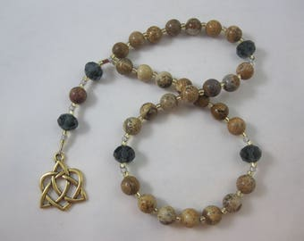 Deeply Loved Signature Prayer Beads