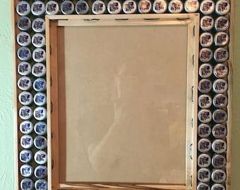 Hoegarden wood frame