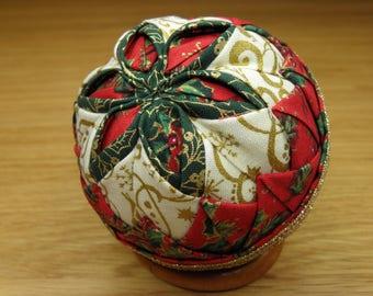 Handleiding 3D-bloem ornament - Nederlands
