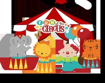 Custom Circus T-shirt