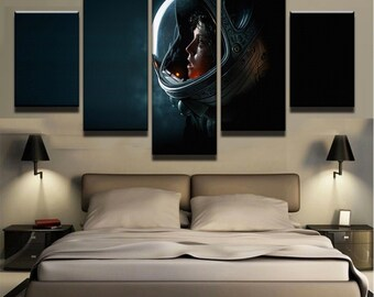 Ripley 5pc Canvas Set