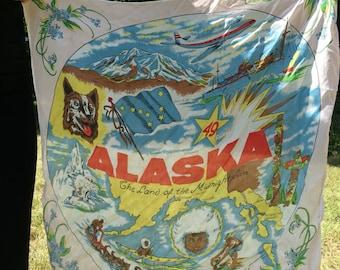 Alaska Silk Scarf
