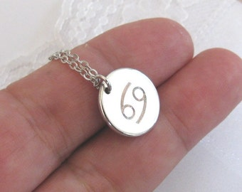 Cancer Zodiac Necklace  – Gold, Silver or Rose Gold Charm Astrology Necklace for Cancer