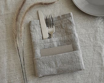 Natural softened linen napkins set of 50- historical table serving napkin- rustic weddings- eco friendly- handmade