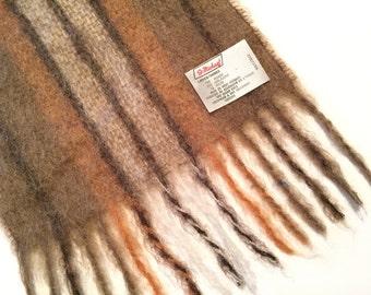 Mens Scarf - Mohair Scarf Men - Vintage Scarves Men - Mans Scarf Man - Mens Scarves Men - Winter Scarf Wool