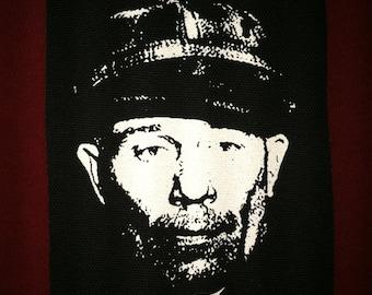 Ed Gein Cloth Punk Patch