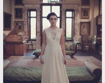 Grace - 1930's Inspired Bridal Gown