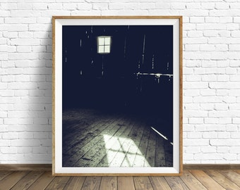 """black and white photography, large art, large wall art, instant download printable art, digital download, art print - """"The Azimuth Angle"""""""