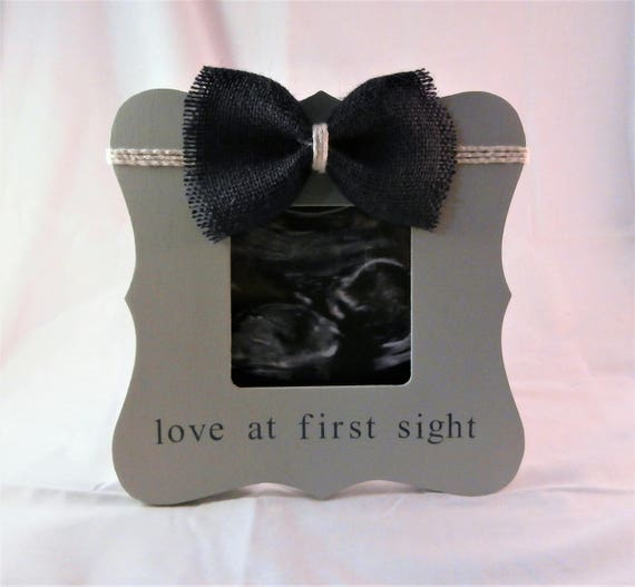 Baby shower boy gift ideas ultrasound frame love at first sight baby shower boy gift ideas ultrasound frame love at first sight baby shower mom gifts for baby boy frame from embellishedforlove on etsy studio negle Gallery