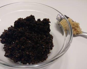 Coffee Brown Sugar Body Scrub - Sugar Body Scrub