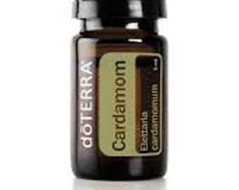doTERRA Cardamom Oil