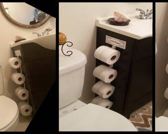 Toilet Paper Storage | Etsy