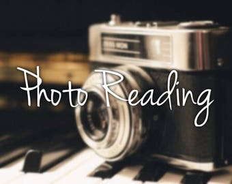 Relationship Reading (Photo Reading)