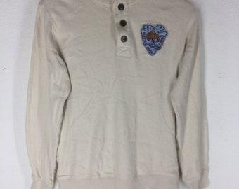 RARE!!! Vintage Gap Small Logo Sweatshirt Size 160