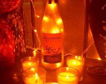Rosenblum Cellars Decorative Wine Bottle Light