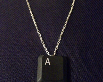 Recycled Laptop Key Necklace