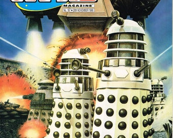 Doctor Who Magazine - # 167       1990