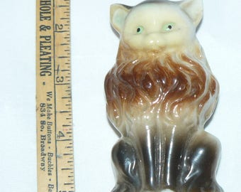 1940s Porcelain Cat Figure