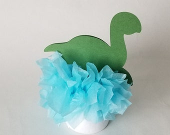 Loch Ness Monster Centerpiece