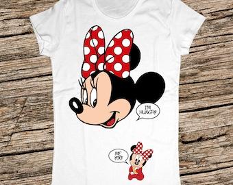 Disney pregnancy shirt, Maternity shirt, Maternity shirts funny, Maternity shirts with sayings, Pregnancy announcement shirt,Pregnancy shirt