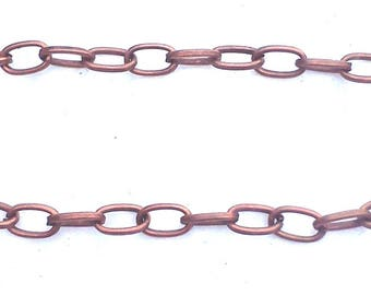 20cm of extension or copper Extender chain