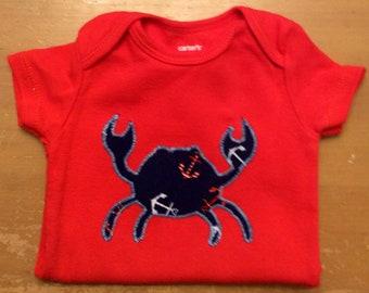 Crab Bodysuit