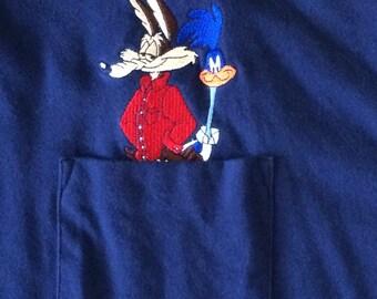 Looney Tunes pocket tee