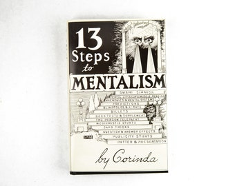 13 Steps to Mentalism by Corinna 1996 - Mindreading!