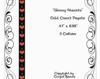 Peyote Bracelet Patterns and Peyote Beaded by