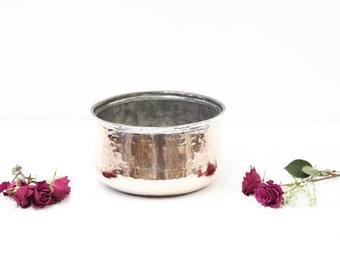 Small Turkish Copper Pot