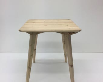 4 Seater Wood Table