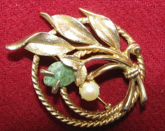 Sarah Coventry Brooch, Vintage
