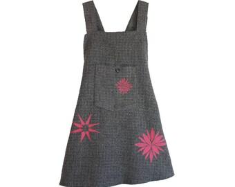 Eco Girls Dress mandala
