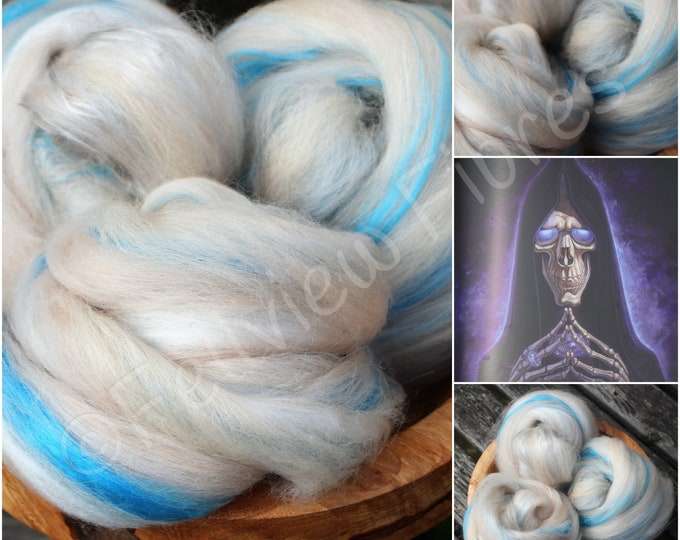 CHESS ANYONE? - Handpulled Roving
