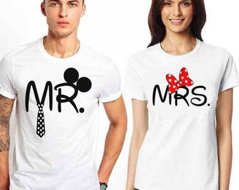 Matching t-shirts. Shirts for couples. Matching Disney. Love tees set. LO-VE T-shirts. Affordable couple tees fashion for every occasion fRM3Ht