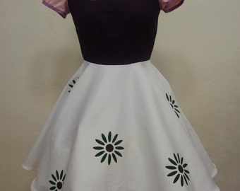 Tightrope walker disneybound dress / cute casual cosplay costume / Haunted Mansion