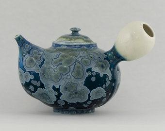 Crystalline Tea Pot #17
