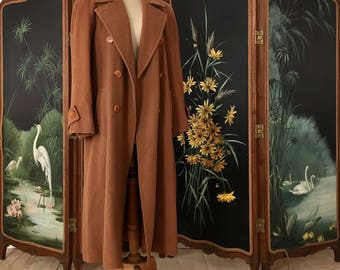 Vintage women wool coat