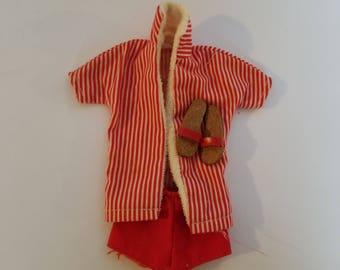 Original 1962 outfit for Ken