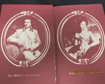 Kitty by Rosamond Marshall - A Forum Book Motion Picture Edition  World Publishing  Hardcover  (1946)