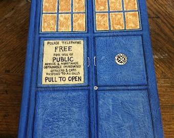 TARDIS stash box