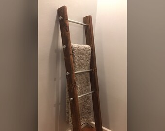 Pipe blanket ladder