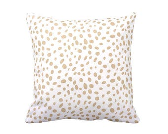 Gold Throw Pillow Cover Gold Pillow Cover Decorative Pillows for Couch Pillows 20x20 Pillows 18x18 Pillow Metallic Pillow Reed Feather Straw