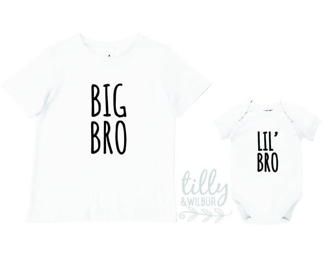 Big Bro Lil' Bro Set