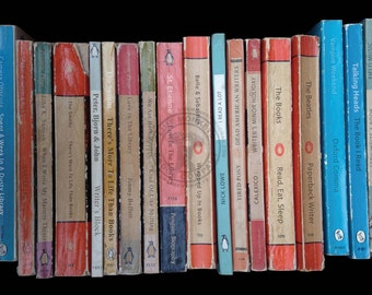 MUSIC as BOOKS Unframed Print: Sundays - Libraries & Books - Days of the Week?!