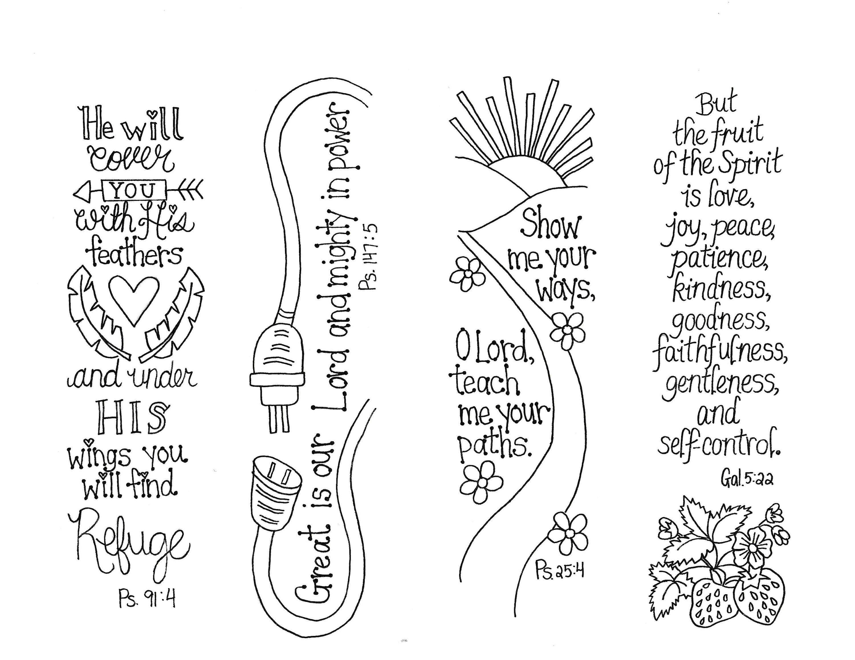 bible journaling templates scripture bookmarks printable